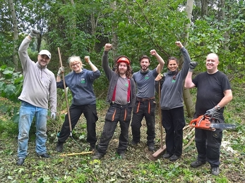 NatureFit volunteering programme
