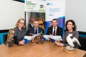 Launch of NIE Networks 'Wildlife Aware' Guide