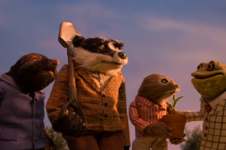 The Wind in the Willows characters
