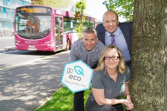 Translink is highlighting International Day for Biological Diversity (22nd May) by building on its commitment to championing wildlife and becoming a corporate member of Ulster Wildlife