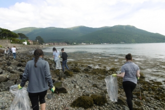 Rockpool Ramble & Beach Clean at Rostrevor