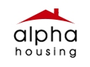 Alpha Housing logo